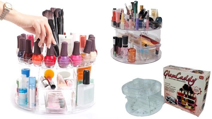 Органайзер для хранения косметики glam caddy купить косметика манхеттен купить в москве