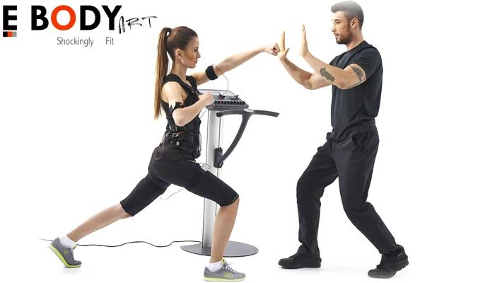 Ems Sessions Free Sportswear Rental With Personal Trainer Gosawa Beirut Deal