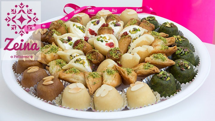 Ramadan Sweets Package Gosawa Beirut Deal